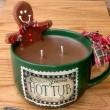 Gingerbread Man Cocoa Mug